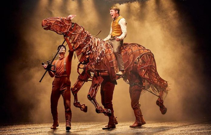 WAR HORSE New Zealand & Hong Kong