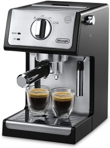 DeLonghi ECP3420 Espresso and Coffee Maker Combo Machine