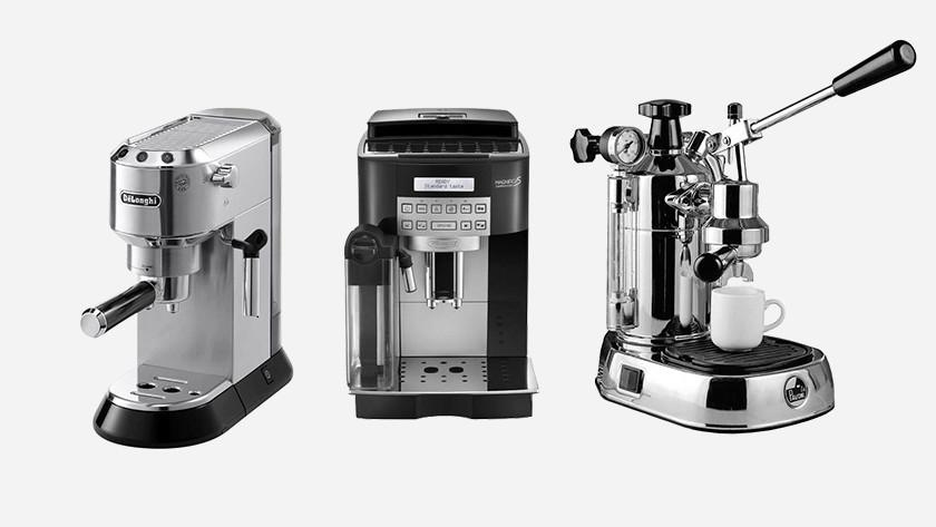 Semi-automatic coffee Devices