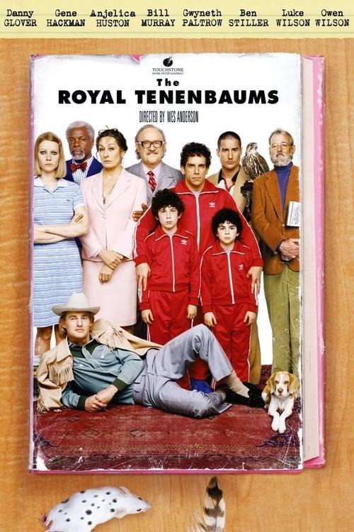 'The Royal Tenenbaums' (Wes Anderson, 2001)