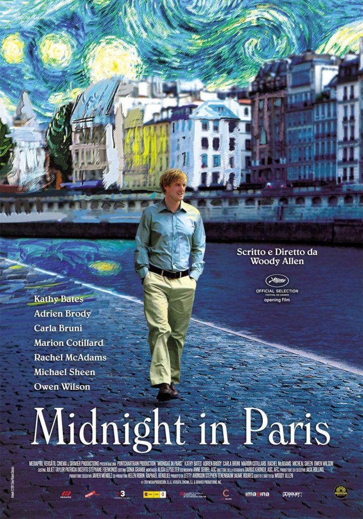 """""""Midnight in Paris"""" (2011)"""