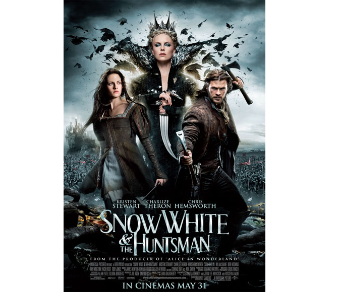 Queen Ravenna (Snow White and the Huntsman)