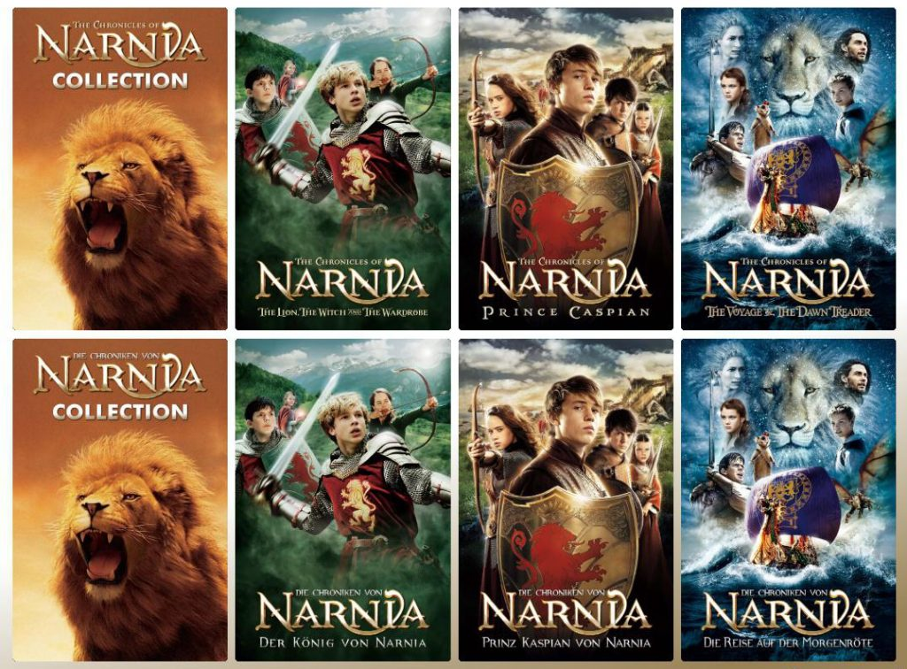 The Chronicles Of Narnia Trilogy (2005 - 2010)