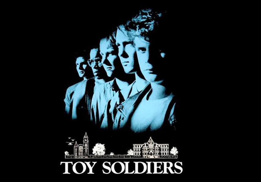 Toy Soldiers hits similar notes
