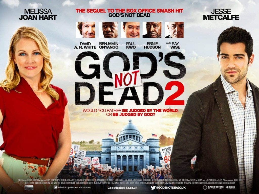 God's Not Dead 2 2016