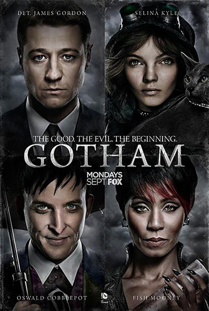 Gotham (2014-19)
