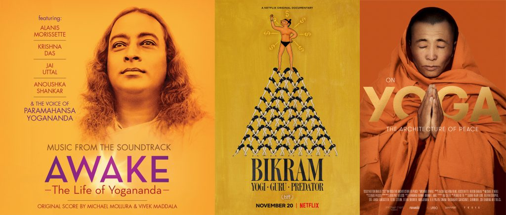 Movies About Yoga