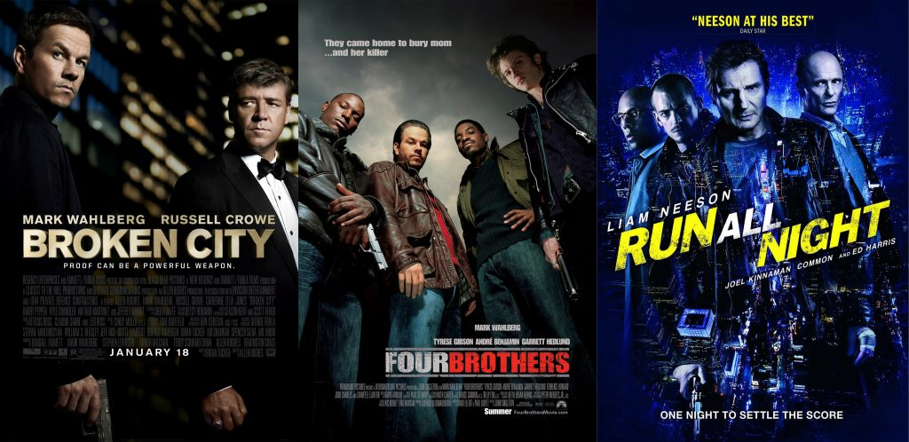 Movies Like Four Brothers