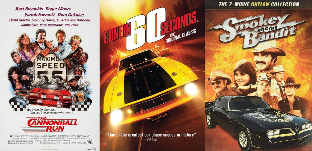 Movies Like Gone In 60 Seconds