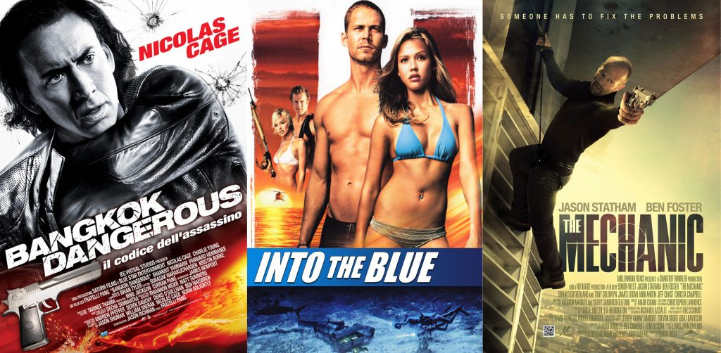 Movies Like Into The Blue