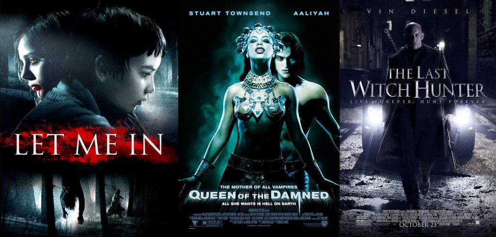 Movies Like Queen Of The Damned
