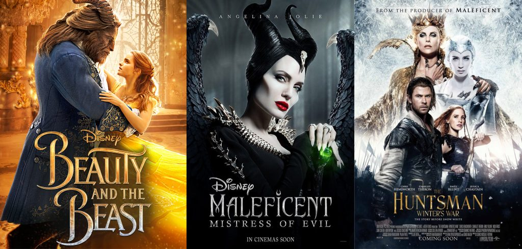 Movies Like Snow White And The Huntsman