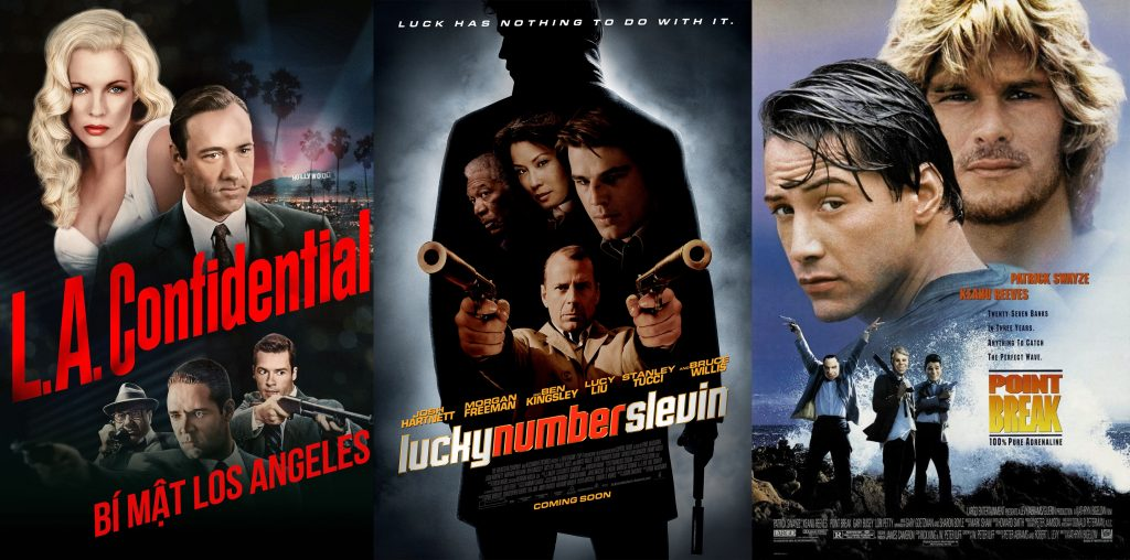 Movies Similar To The Town