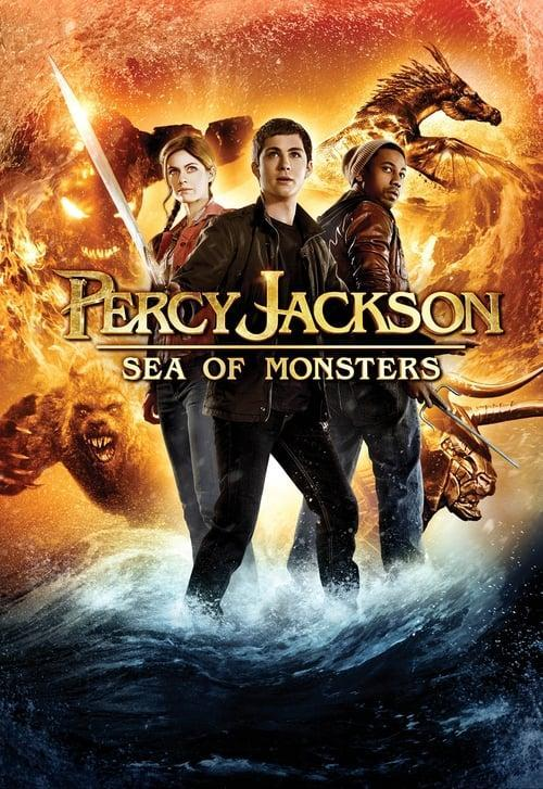 Percy Jackson Sea of Monsters (2013)