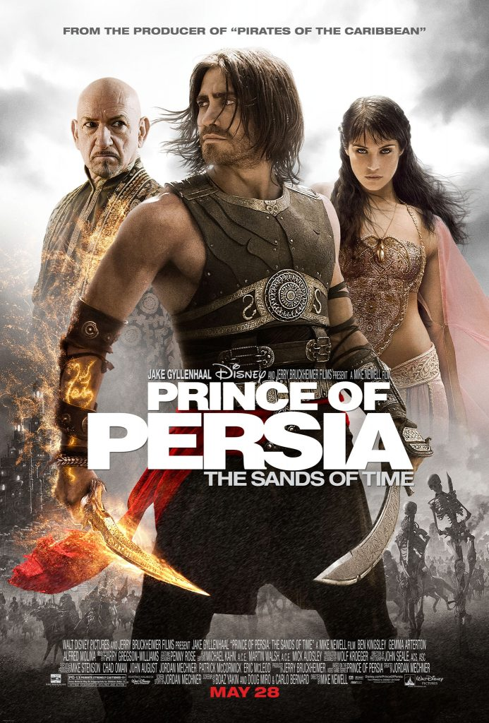 Prince Of Persia ThePrince Of Persia The Sands Of Time (2010) Sands Of Time (2010)