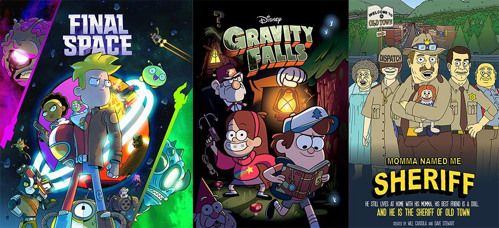 Shows Like Rick And Morty And Solar Opposites