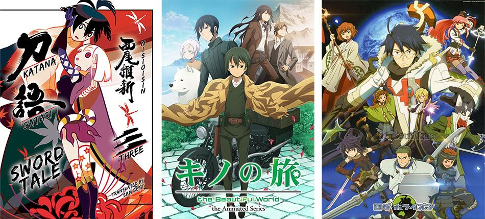 Shows Like Spice And Wolf
