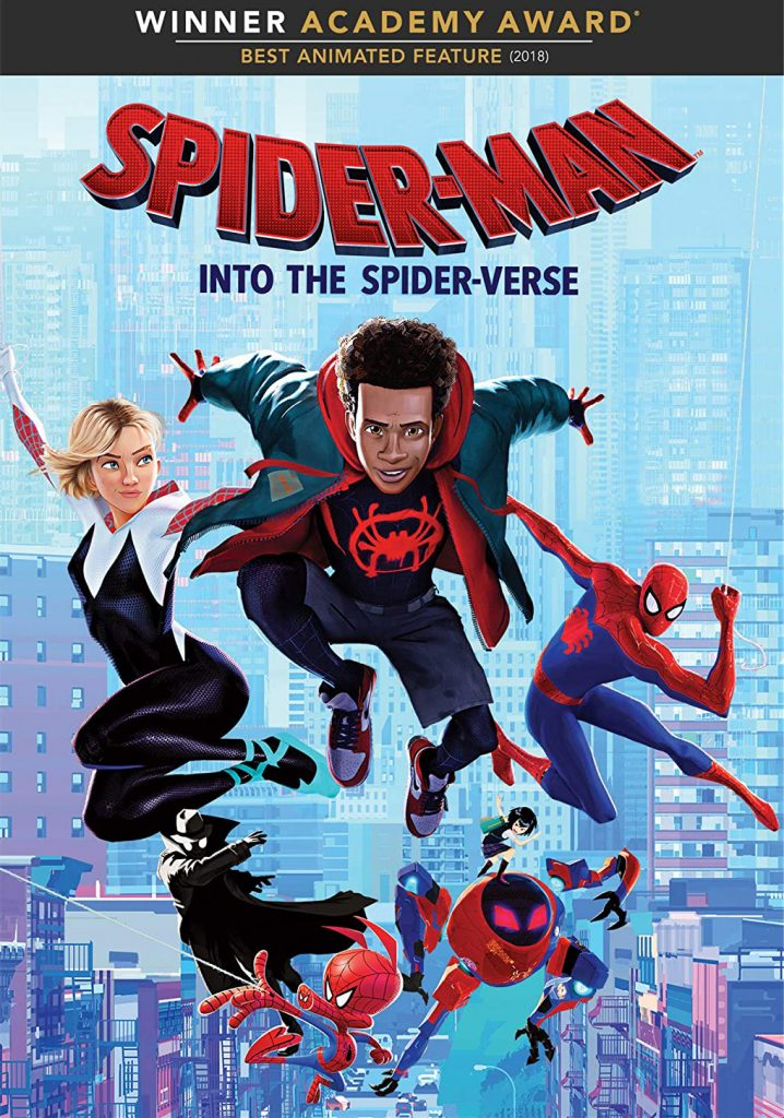 Spider-Man Into The Spider-Verse Is A Fun Twist On The Hero Origin Story (2018)