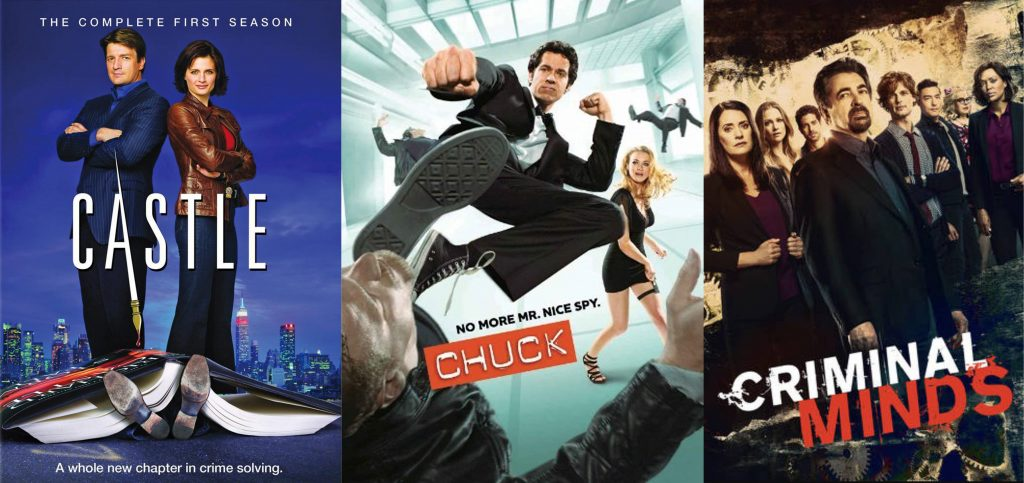 TV Shows Like The Mentalist