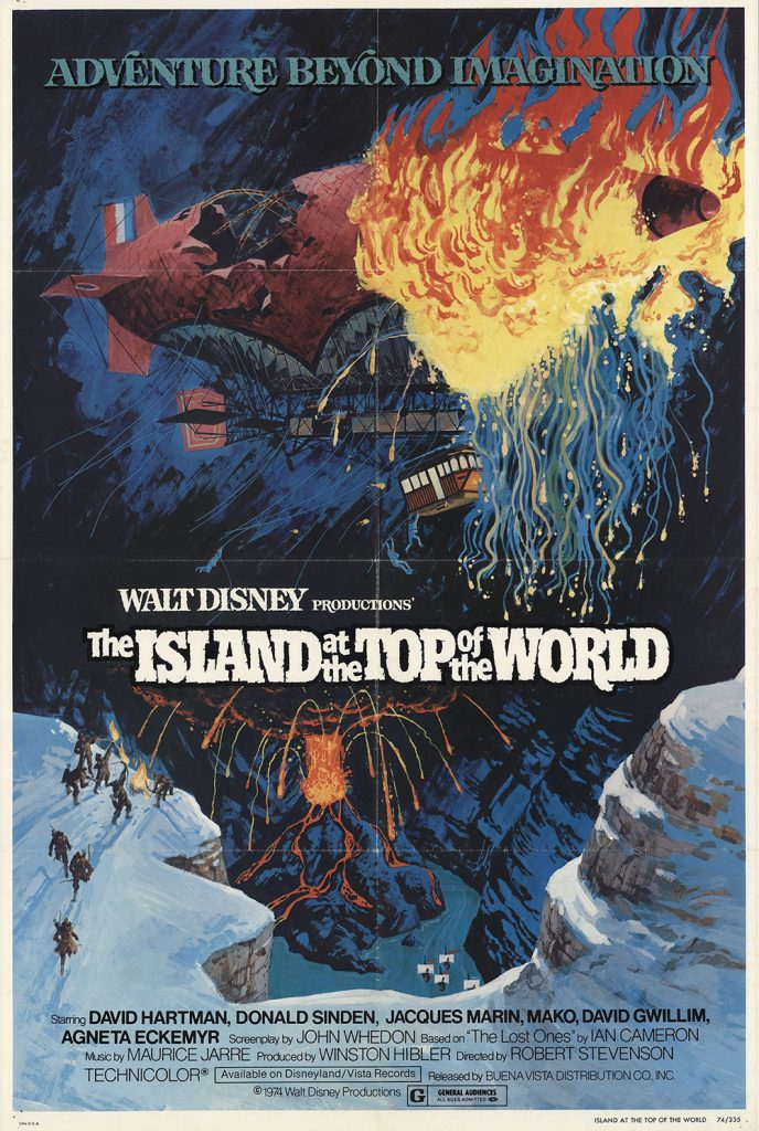 The Island at the Top of the World (1974)