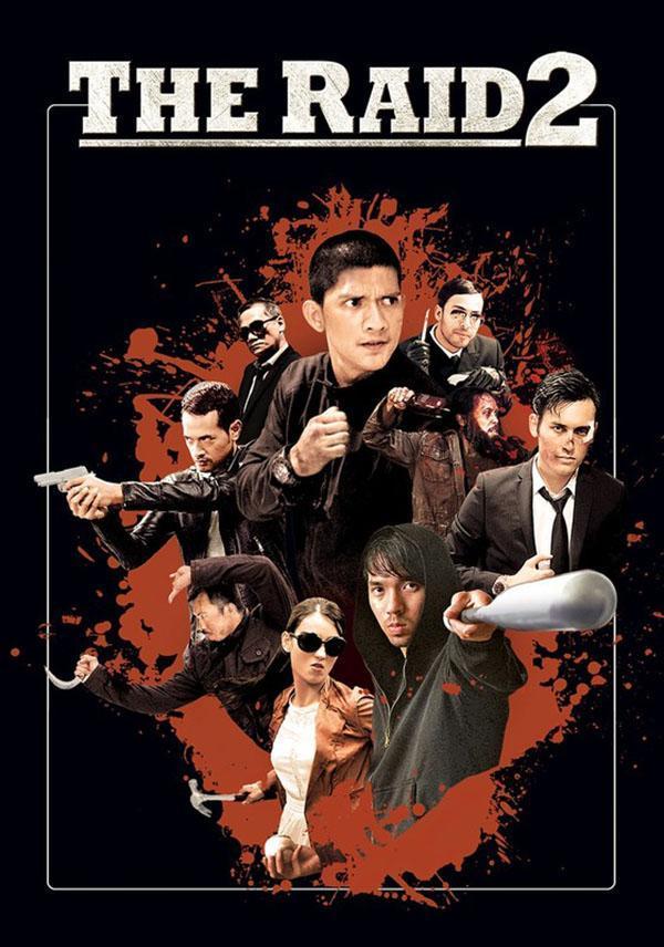 The Raid 2 Berandal (2014)