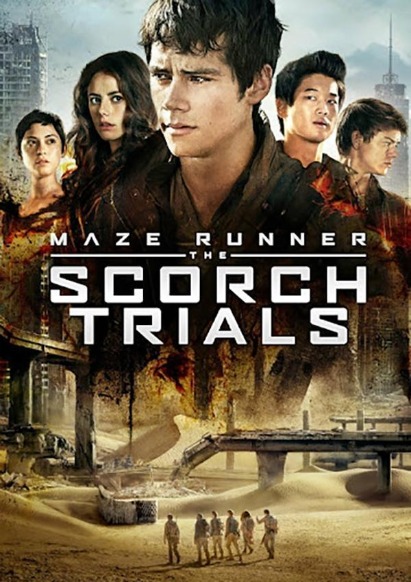 The Scorch Trials (2015)