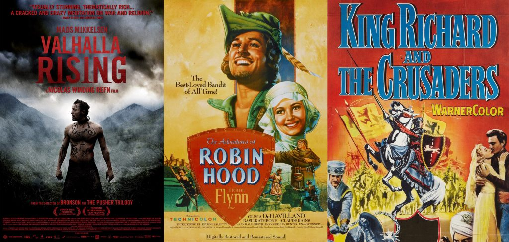 Movies About Crusades