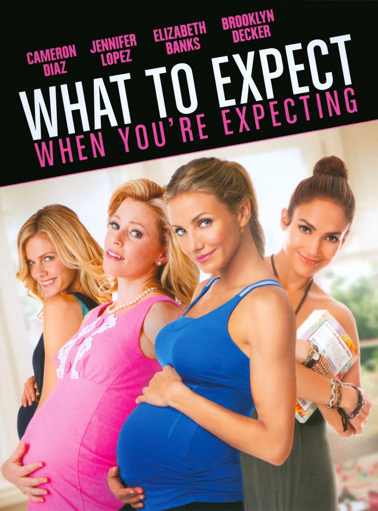 What To Expect When You're Expecting (2012)