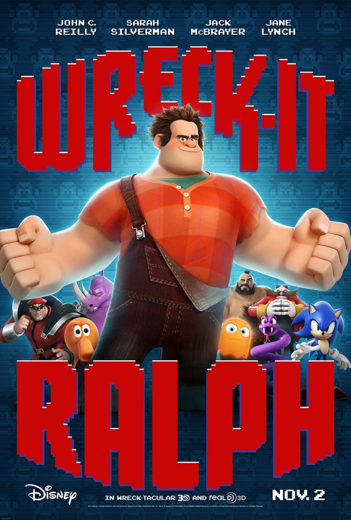Wreck-It Ralph Features A Bad Guy Who Wants To Be Good (2012)