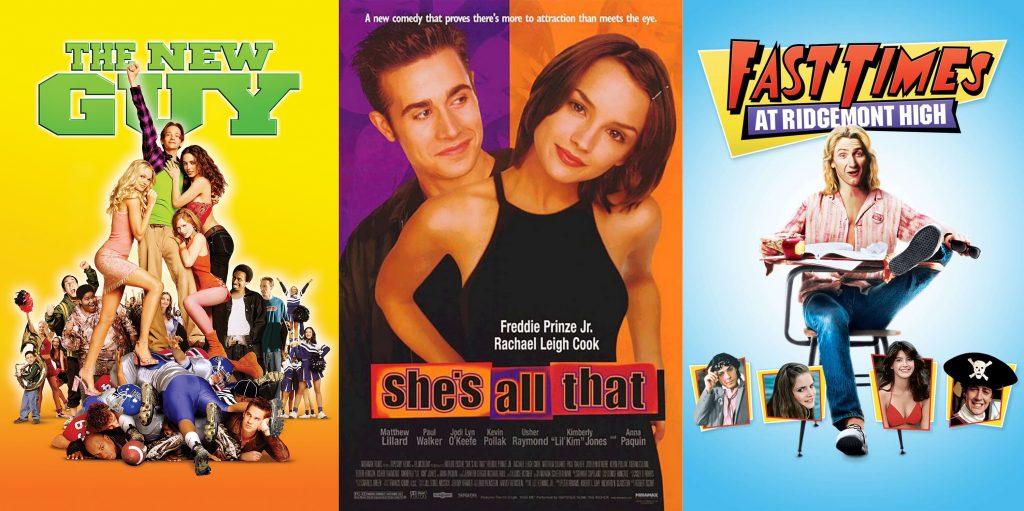 movies like she's all that
