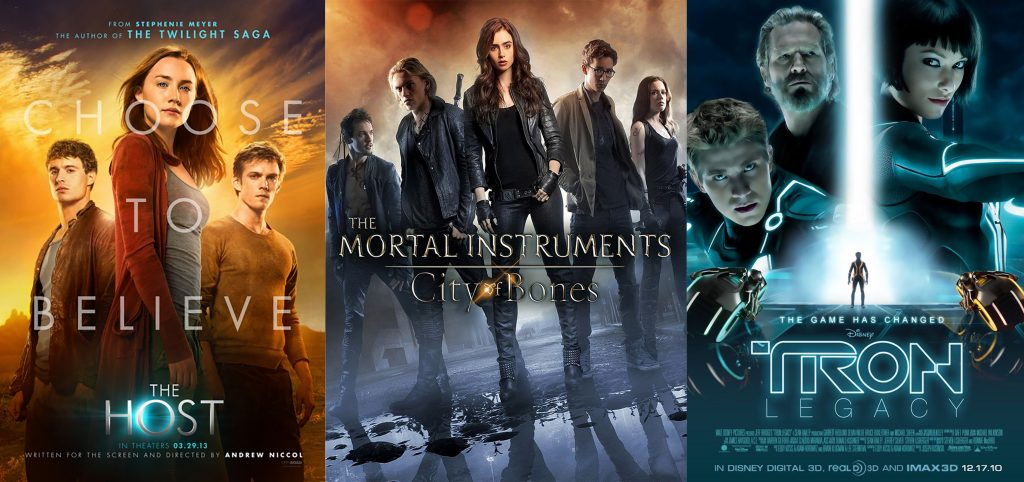 movies similar to the giver